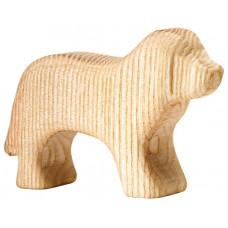 Ostheimer Hund Naturholz