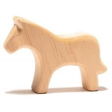 Ostheimer Naturholz Pferd