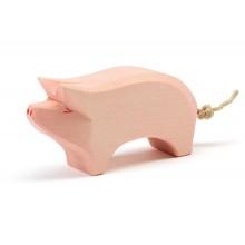 Ostheimer Schwein Rüssel hoch