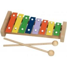 Ostheimer Glockenspiel Pentatonisch 8 Stäbe
