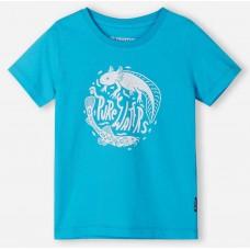 reima Ajatus Kinder T-Shirt aus Bio-Baumwolle Gr. 98 - 140