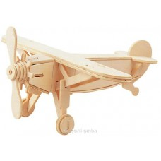Gepetto's Workshop 3D Konstruktionspuzzle aus Holz