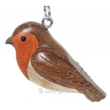 Holz Schlüsselanhänger Wildvogel