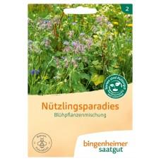 bingenheimer saatgut Nützlingsparadies Blumenmischung Samen B623U