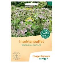 bingenheimer saatgut Insektenbuffet Blühstreifenmischung Samen D490U