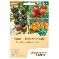 bingenheimer saatgut Snack-Tomaten Mix Samen G698N