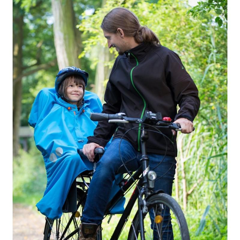dilassi wichtelwarm kinder fahrradsitz cape. Black Bedroom Furniture Sets. Home Design Ideas