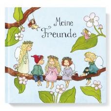 Grätz Verlag - Freundebuch mit Elfen - Illustration: Outi Kaden