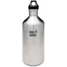 klean kanteen Classic Edelstahl Trinkflasche 1900ml Loop Cap