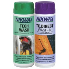 NIKWAX Tech Wash + TX.Direct® Kombipack 2x300ml