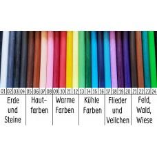 Seccorell Farbstäbchen - Einzelfarben