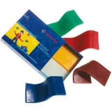 STOCKMAR Knetbienenwachs - 6 Farben - 100x40mm