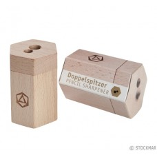 STOCKMAR Holzanspitzer / Doppelspitzer sechseckig