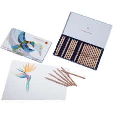STOCKMAR Buntstifte dreieckig 24+1 Farben sortiert - FSC®-zertifiziert
