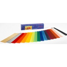 STOCKMAR Wachsfolien - 20x4 cm - 18 Farben