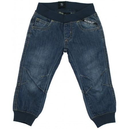 VILLERVALLA lined jeans with cuff Kinderhose gefüttert Gr. 104 - 128
