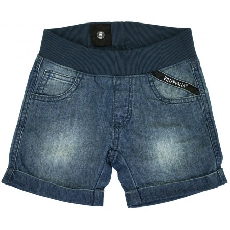 VILLERVALLA shorts SOFT DENIM INDIGO WASH kurze Kinderhose Gr. 98 - 128