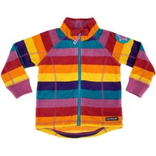 VILLERVALLA jacket fleece Kinder Fleecejacke Gr. 86