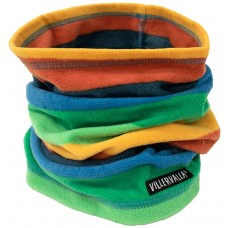 VILLERVALLA tube scarf FLEECE Kinder Schlauchschal Gr. 4-7 Jahre