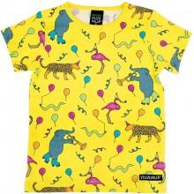 VILLERVALLA t-shirt PARTY ANIMALS Kinder T-Shirt Gr. 98, 110 & 122