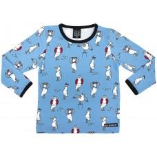 VILLERVALLA t-shirt SEAGULL Kinder Langarmshirt Gr. 92 - 128