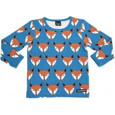 VILLERVALLA t-shirt FOX Kinder Langarmshirt Gr. 86 - 134