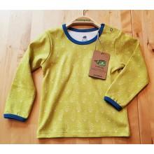 walkiddy Garten Langarm-Shirt aus Bio-Baumwolle Gr. 86 - 128